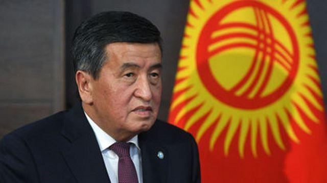 Протесты в Киргизии: президент решил уйти в отставку