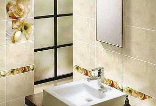 Красота и функциональность плитки для ванной испанских производителей