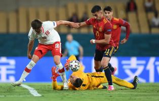 Евро-2020: Испания не смогла обыграть Польшу, Германия перестреляла Португа ...