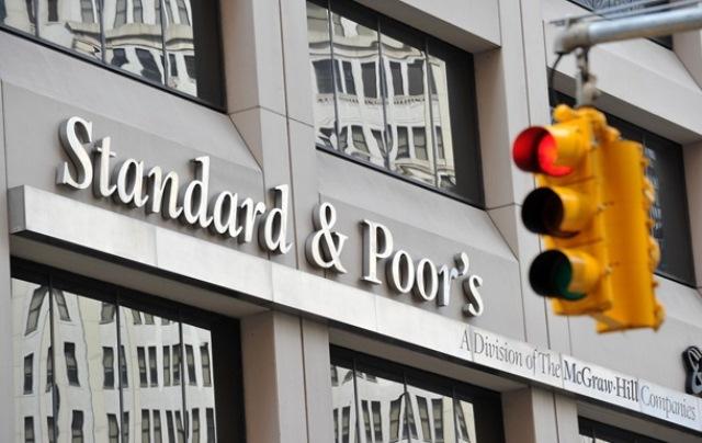 S&P дал долгосрочный прогноз по курсу гривны и ВВП Украины