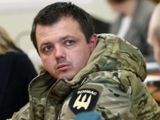 За инициативой Семенченко об альтернативном Генштабе стоит Коломойский?