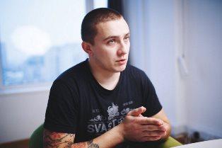 Активист Стерненко обвинил СБУ в попытке сфабриковать против него дело об убийстве