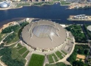 Строительство стадиона к ЧМ-2018 в Санкт-Петербурге идет с отклонением от г ...