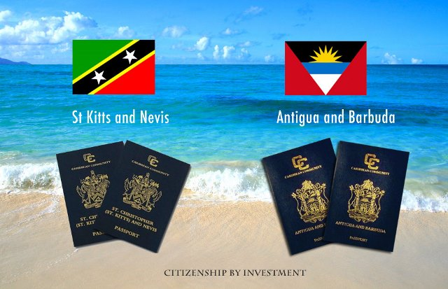 Bloomberg: паспорта Карибских стран резко подешевели из-за пандемии