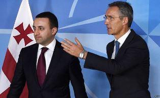 Власти Южной Осетиим исплугались заявления Столтенберга о вступлении Грузии ...