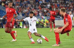 ЧМ-2022: ничья Италии и Швейцарии, Германия ставит на место Армению