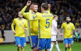Швеция - Беларусь