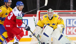 ЧМ по хоккею: Чехия вырвала победу над Швецией, очередные победы Финляндии  ...