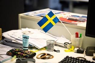 В Швеции компании дают сотрудникам отпуск на все лето, чтобы повысить эффек ...