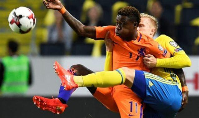 Швеция - Нидерланды