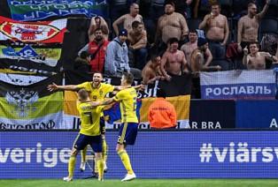Лига Наций: Швеция выбивает Россию, важная победа Шотландии
