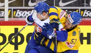 ЧМ по хоккею: важная победа Швеции, Финляндия дожала Латвию