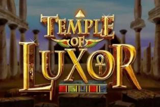 Развлечения египетских богов: обзор игры Temple of Luxor