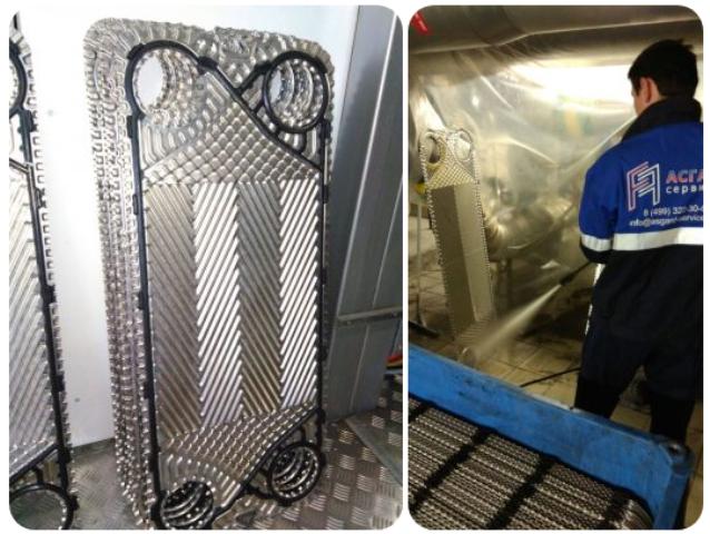 Пластинчатые теплообменники в промышленности: особенности обслуживания