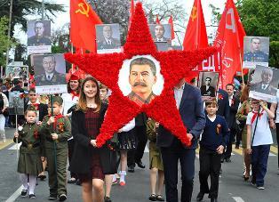 Энн Эпплбаум: весь правящий класс в России - наследие советского террора