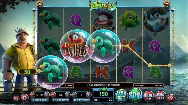 The Angler: трехмерная игра для любителей рыбалки