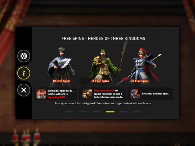 Сражение в Древнем Китае: обзор игры Three Kingdoms