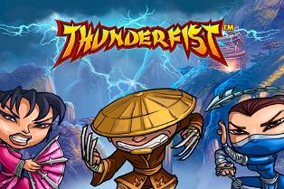 Тайны Кунг-Фу: обзор игры Thunderfist от клуба Вулкан