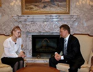 Тимошенко выиграла газовый конфликт, пустив