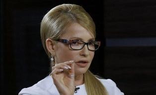 Стоимость избирательной пирамиды Тимошенко составила $82 млн