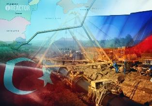 Газпром договорился о строительстве Турецкого потока до ЕС