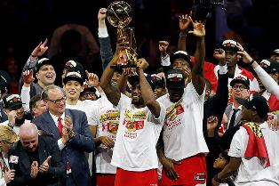 NBA: впервые чемпионом стала команда не из США