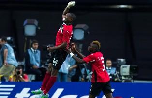 Кубок КОНКАКАФ-2015: Тринидад и Тобаго лидирует в группе благодаря осечке М ...