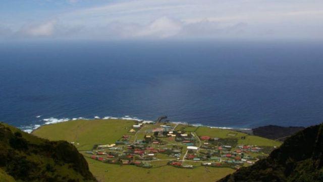 Тристан-да-Кунья: британский колхоз в Атлантическом океане