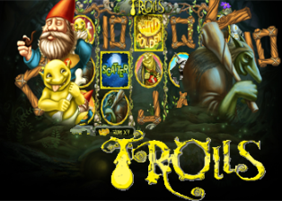 Скандинавские тролли в 3D: обзор игры Trolls от Вулкан