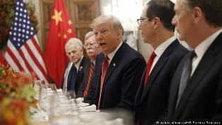 Трамп договорился с Китаем в Буэнос-Айресе?