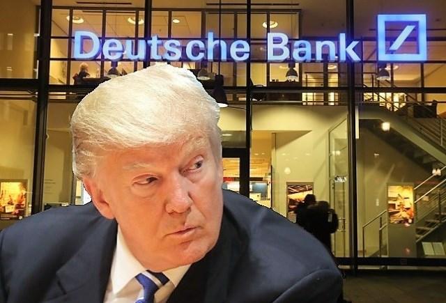 FT: в Deutsche Bank обнаружили связанные с Трампом налоговые декларации