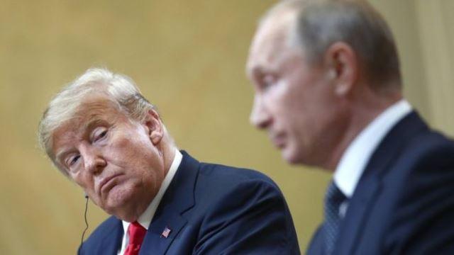 Трамп подписал указ о втором этапе санкций против РФ
