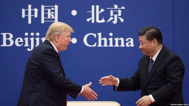 Bloomberg: Трамп планирует заключить торговую сделку с Китаем