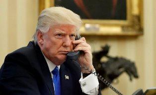 О чем говорил Трамп с Порошенко?