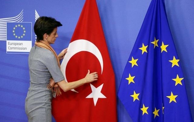 Турция - ЕС