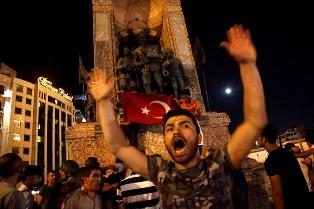 Неудавшийся военный переворот в Турции: как это было