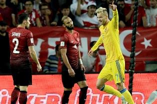 ЧМ-2018: боевая ничья Турции и Украины