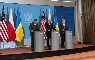Украина и Польша нанесла серьезный удар по газовым интересам РФ