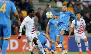 ЧМ U-20: Украина обыграла США, разгромные старты Нигерии и Новой Зеландии
