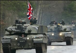 Великобритания может направить войска на учения в Украину