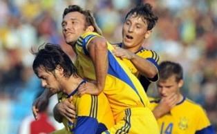 Украина крупно обыгрывает Андорру. Все матчи отбора ЧМ