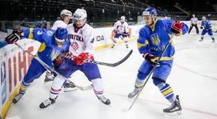 ЧМ по хоккею в 1 Дивизионе: Украина пробила очередное дно, Италия громит Ка ...