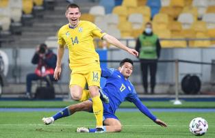 ЧМ-2022: Украина поделила очки с Казахстаном, сенсационное поражение Германии