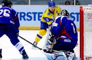 Чемпионат мира по хоккею: Украина завершила турнир разгромом Южной Кореи