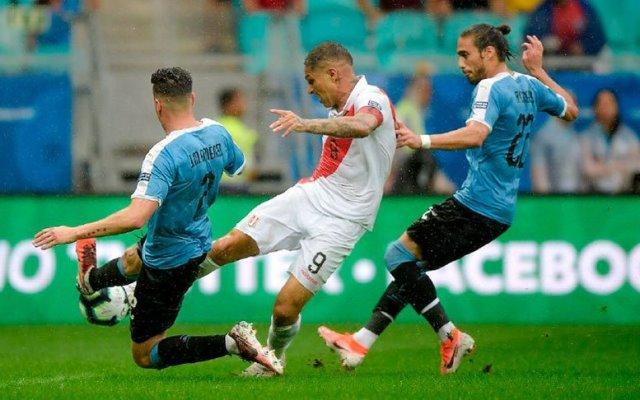 Copa America: промах Суареса выводит Перу в полуфинал