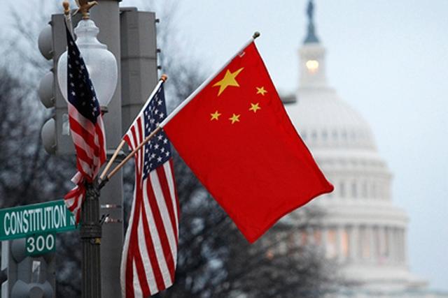США КНР пошлины