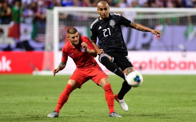 Кубок КОНКАКВФ: Мексика с минимальным счетом обыграла в финале США