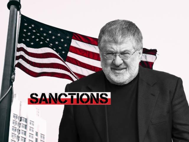 Запрет на въезд и обвинения в коррупции: США ввели санкции против Коломойского