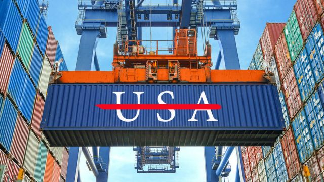 Пошлины на товары из США