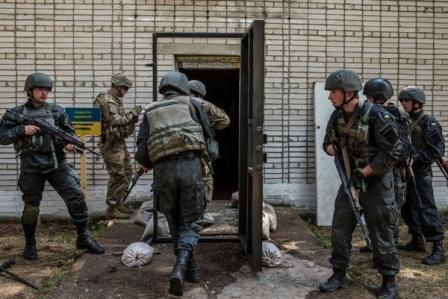 Инструкторы армии США: украинские военные не знают элементарных вещей